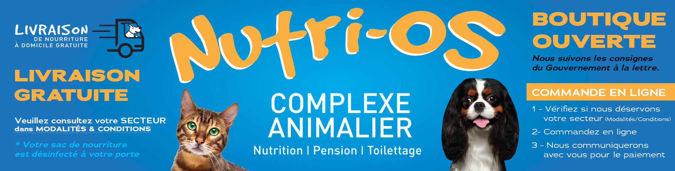 Nutri-Os Complexe Animalier