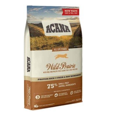 ACANA Chat Regionals Wild Prairie 1.8 kg (Nouvel emballage)