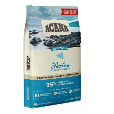 ACANA Chat Regionals Pacifica 1.8 kg (Nouvel emballage)