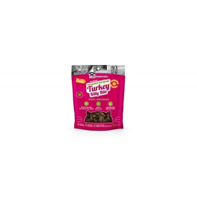 Jay's Kitty Bits Dinde & Herbe a chat 60g