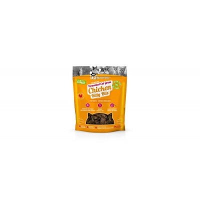 Jay's Kitty Bits Poulet & Herbe a chat 60g
