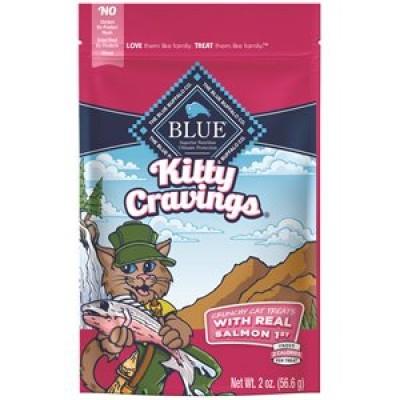 Blue Kitty Cravings Saumon 56g