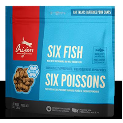 ORIJEN Gateries Chat Six Fish 35 g