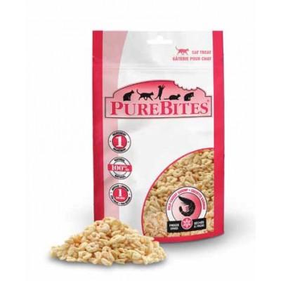 Purebites chat crevettes 8g