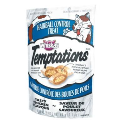 Temptations boules de poils 60g