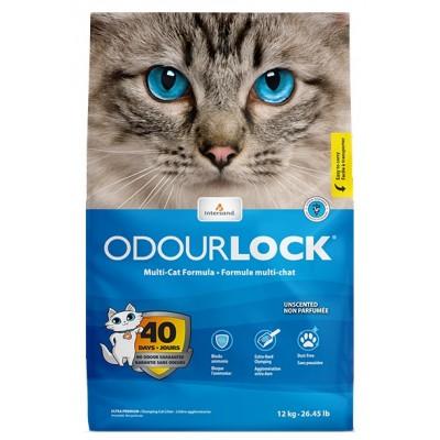 Odour Lock Litière agglomérante 12 kg