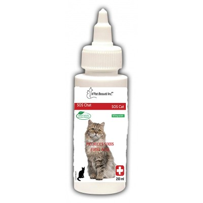 4 Pat Beauté SOS chat 60 ml