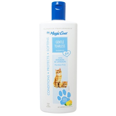 Four Paws Magic Coat Shampooing sec chat