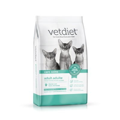 Vetdiet Chat Soins dentaires 1.59 kg
