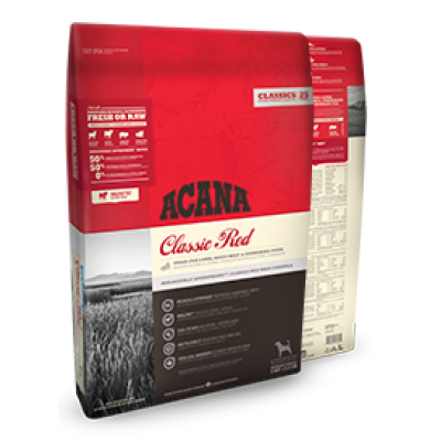 ACANA Chien Classic Red 11.4 kg