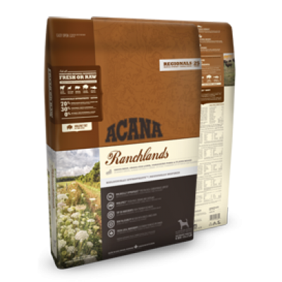 ACANA Chien Regionals Ranchlands 11.4 kg