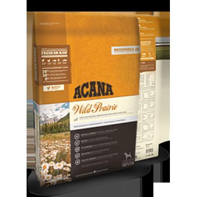 ACANA Chien Regionals Wild Prairie 6 kg