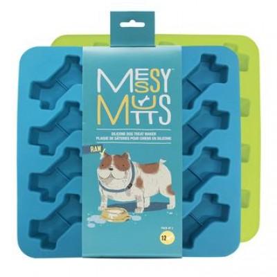 Moule à biscuits de congélation ou de cuisson - Messy Mutts pq/2