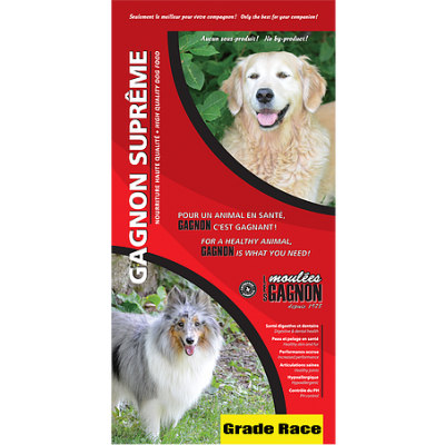 MG Chien Grande Race Dentaire 16 kg / 35.2 lbs