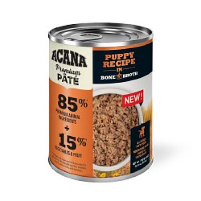 ACANA Recette avec Bouillon d'os pour chiots 363 g