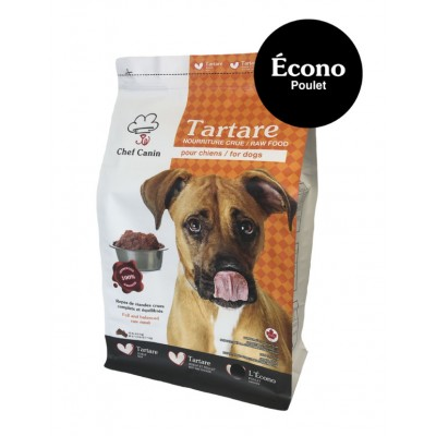 Chef Canin M/G race Poulet Econo 4.5 kg / 10 lbs