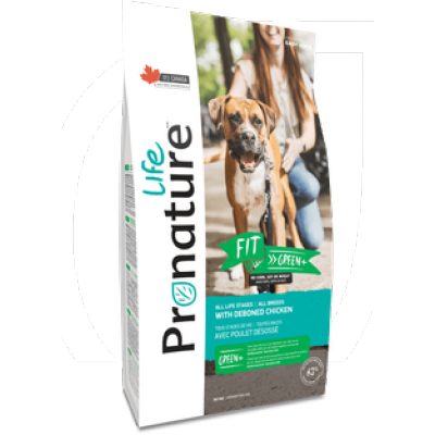 Pronature LIfe Chien Fit 11.3 kg / 25 lbs