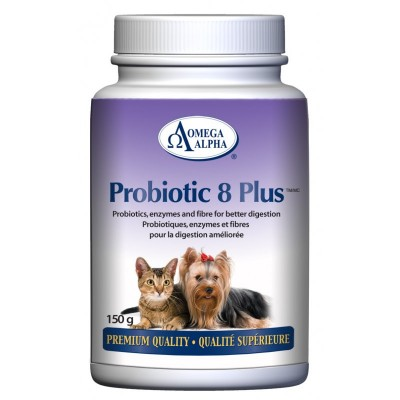 Omega Alpha Probiotic 8 Plus 150 gr