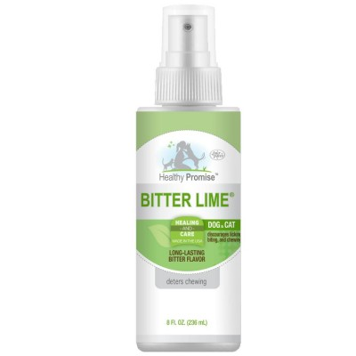 Healthy Promise Bitter Lime Chien & Chat 8 oz