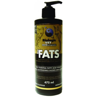 BiologicVet Bio Fats Omega 3-6-9  200 ml