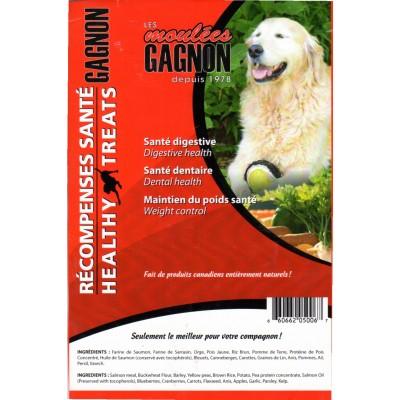 MG Biscuits Santé Dentaire saumon 250g