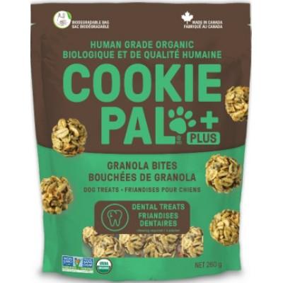 Cookie Pal Bouchées granola dentaire 260 g