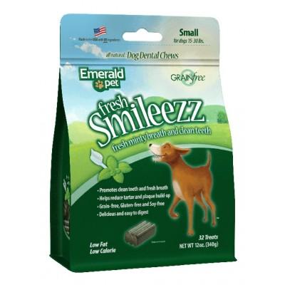 Emerald Pet Fresh Smileezz Dentaire Large 12.5 oz 12/pq