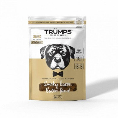 Trumps tendre au Bacon Fume 200g