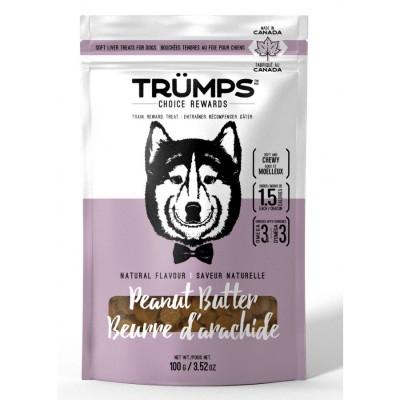 Trumps tendre beurre d'arachide 100g
