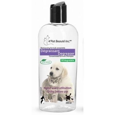 4 Pat Beauté Shampooing dégraissant 250 ml