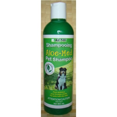 Shampoing Kenic Aloe-Med 17oz