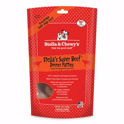 Stella & Chewy's Boeuf (freeze-dried) 14 oz
