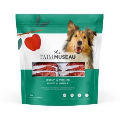 Faim Museau Simplement Boeuf & Pommes chien  / 6 lbs