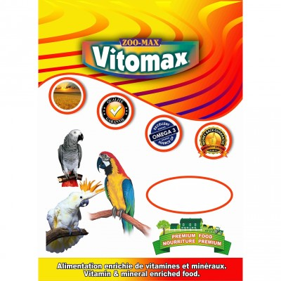 Vitomax Perroquet 1.5 kg