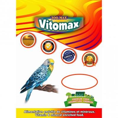 Vitomax Perruche 2 lb