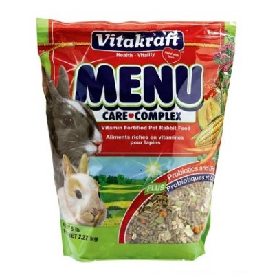 Vitakraft Menu lapin vitamine 5 lbs